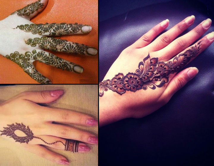 Mehndi Fingers Design : Arabic mehndi design for fingers top picks of