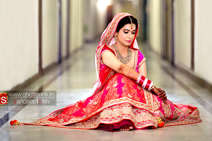 punjabi dulhan wallpaper hd