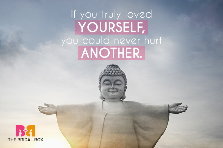 Buddhist Quotes On Love Simple Buddha Quotes On Love  5 Pieces Of Wisdom From The Ages