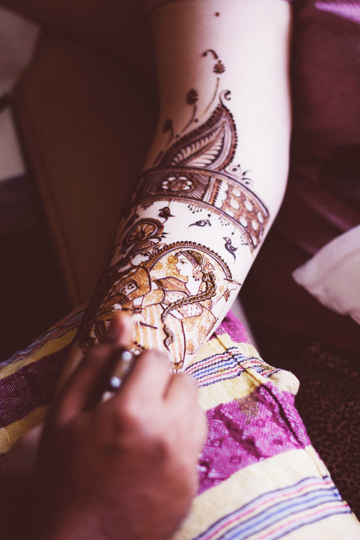 Engagement Mehndi Designs , 4 New Designs To Blow Your Mind!