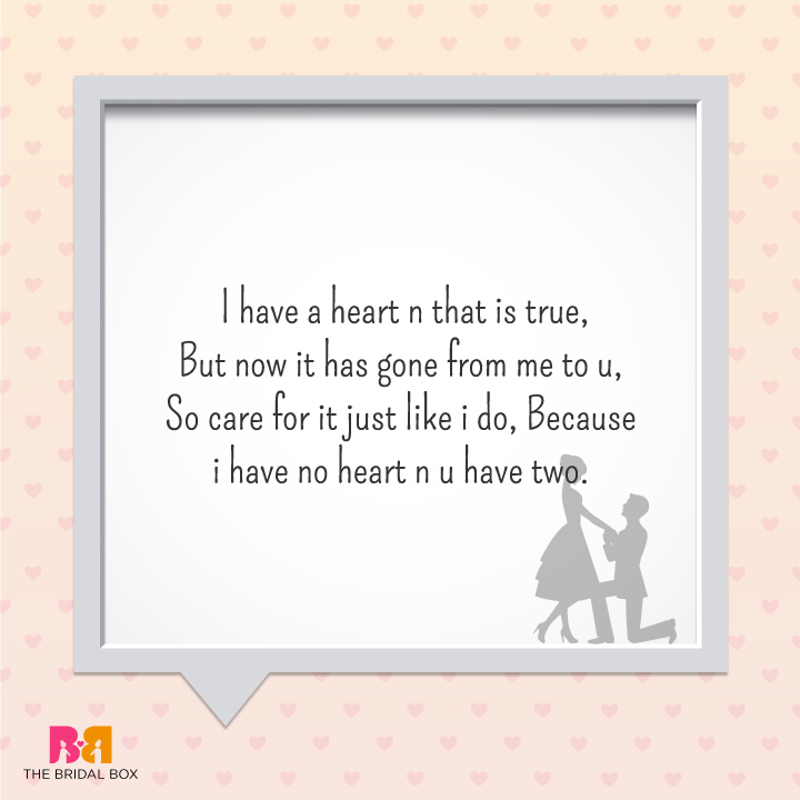 Love Proposal Sms - 13