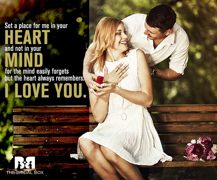 Love Proposal Sms