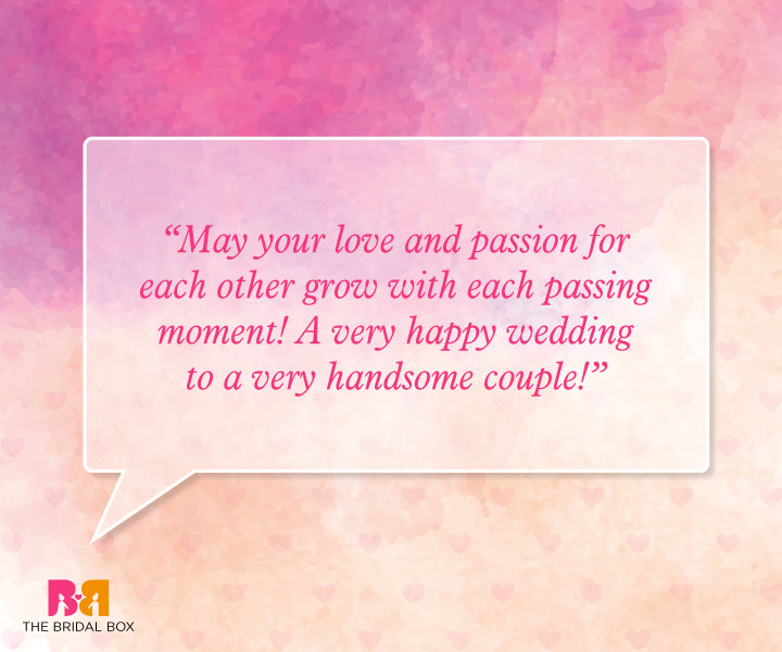Marriage Wishes Quotes - A Very Happy Wedding