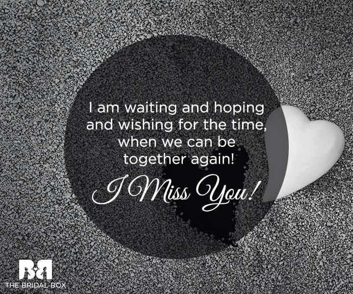 Missing Your Love Quotes: 40 Missing Love Quotes For A Yearning Heart