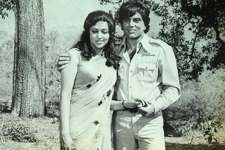 Hema Malini Marriage - Hema and Dharmendra