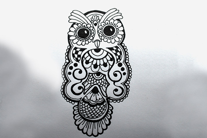 10 Mehndi Design Sketches Of Animals That Are Awe Inspiring