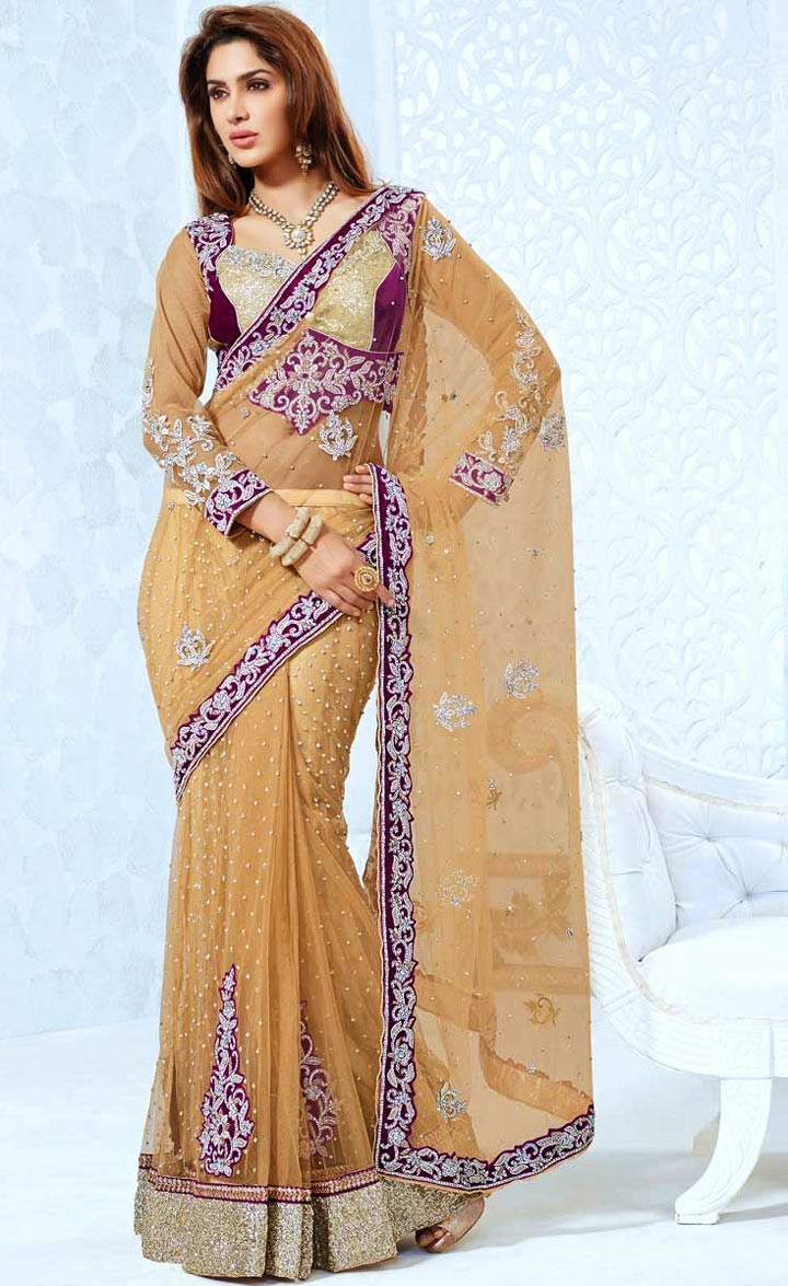 248b851cfb Bridal Lehenga Sree With Price Mentioned-purple lehenga saree