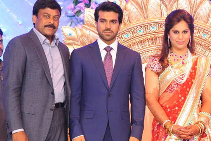 Ram Charan Marriage - Two Weddings And A Reception