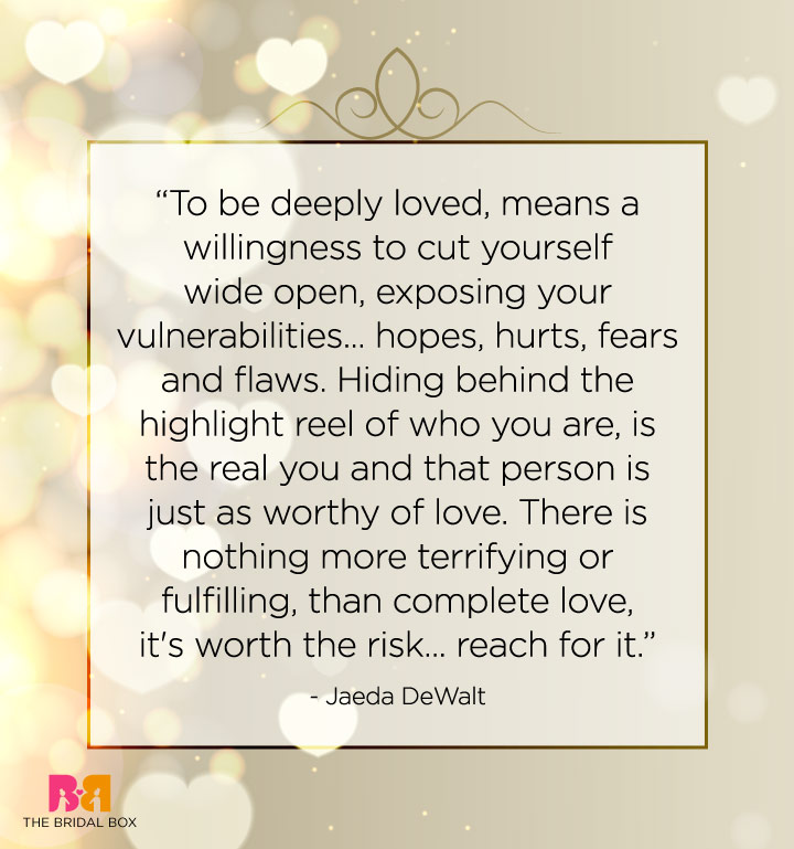 7 Real Love Quotes