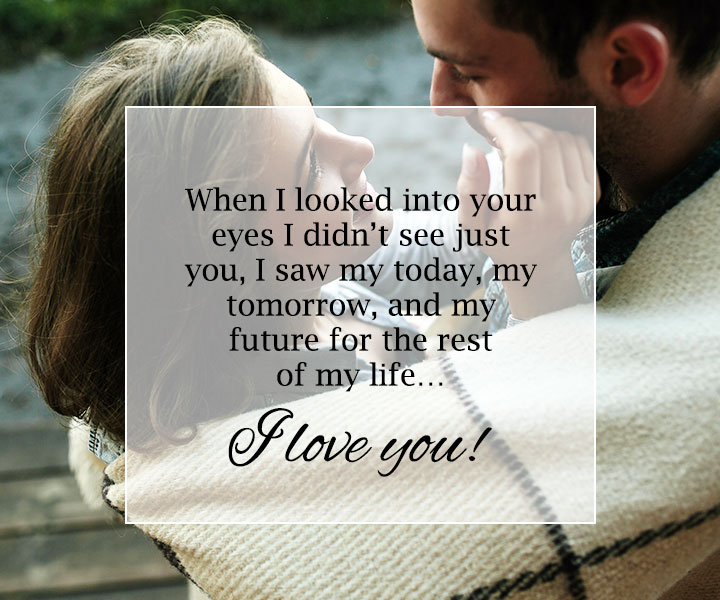 Sentimental quotes for boyfriend