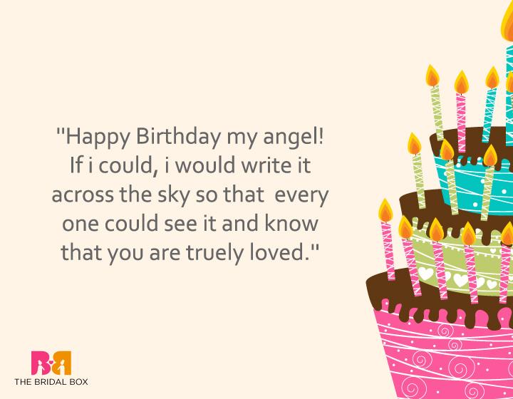 Birthday love quotes 10