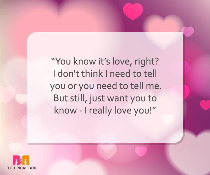 10 True Love Messages