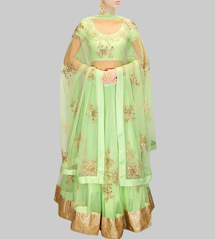 Indian engagement Dresses 11