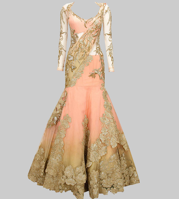 Indian engagement Dresses 19