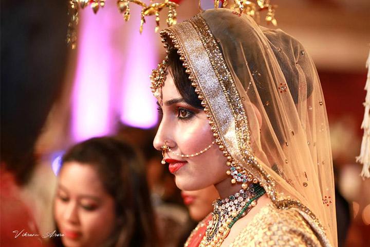 Hindu Bridal Makeup - Primer