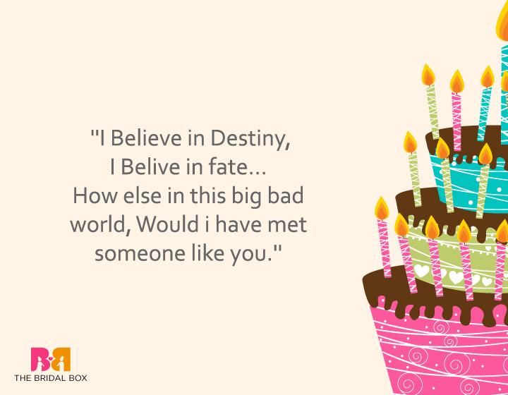 Birthday love quotes 4