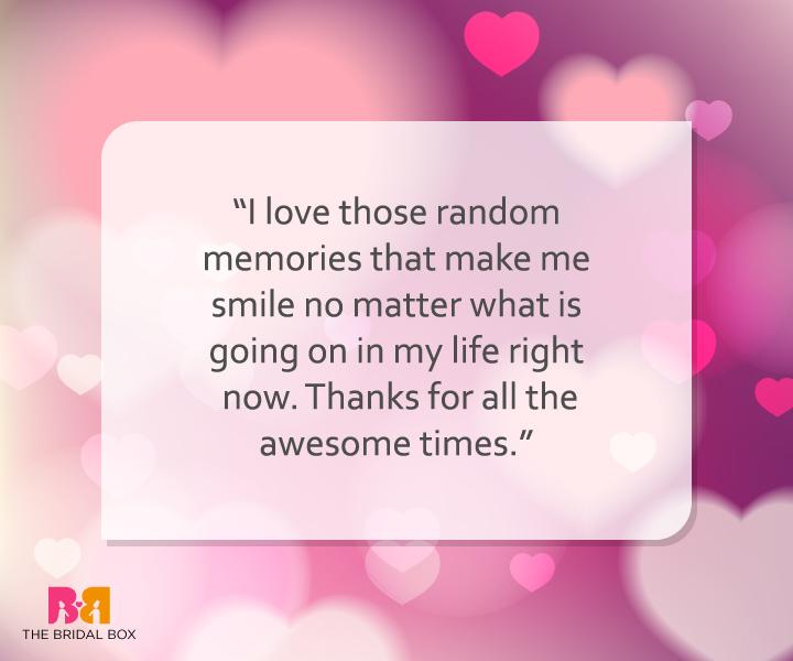 6 True Love Messages