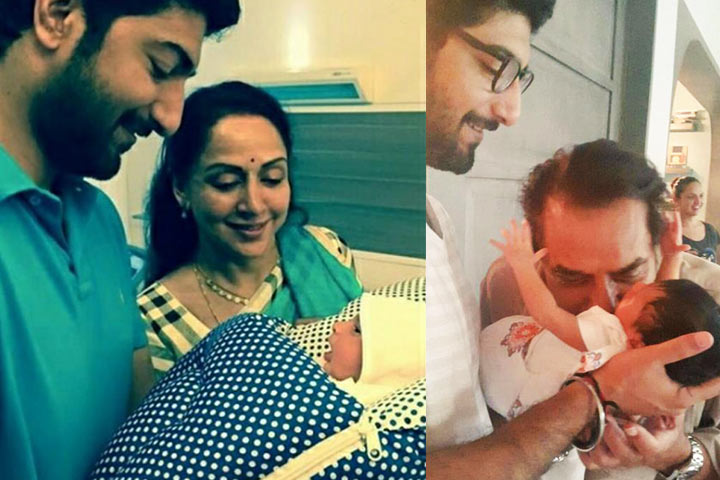 Baby Darien - Ahana Deol Wedding