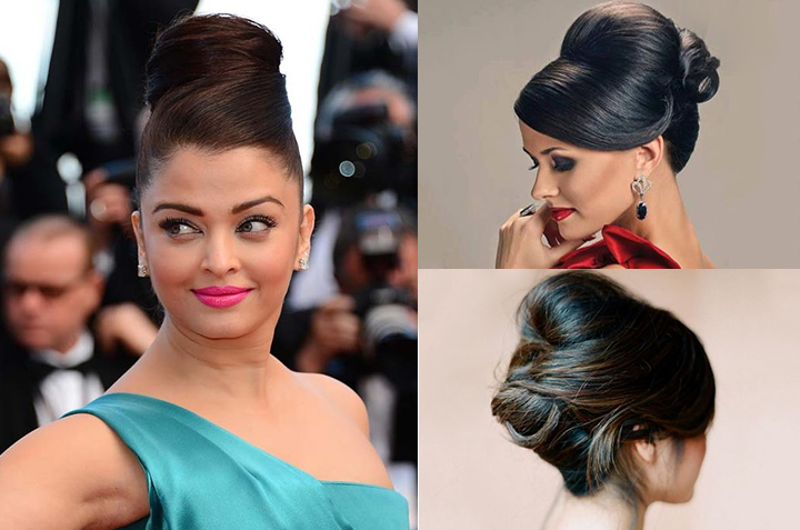 Hairstyles For Long Hair Pics : 10 indian bridal hairstyles for long hair