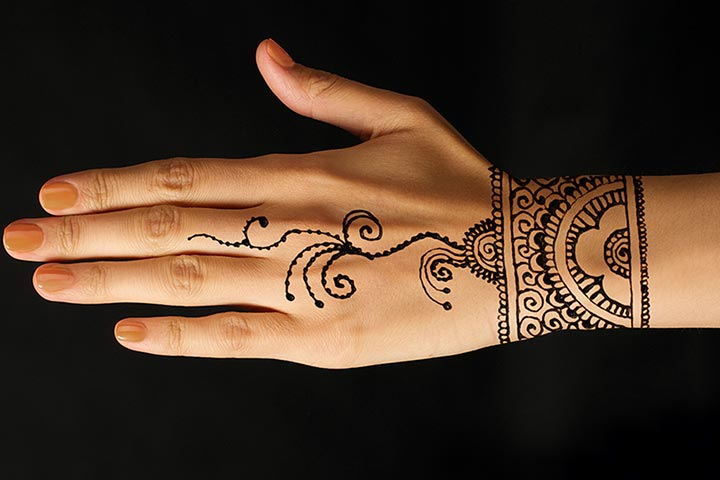 Mehndi Bracelet Designs 2016 : Beautiful bracelet mehndi designs that are intricately indian
