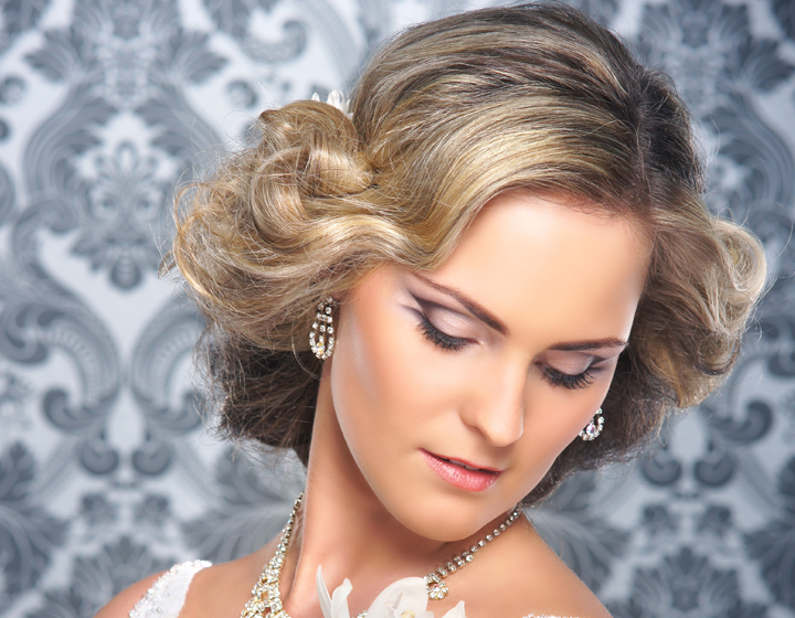 35 Vogue Hairstyles For Short Hair: Best Indian Bridal Hairstyles For Short Hair Ever