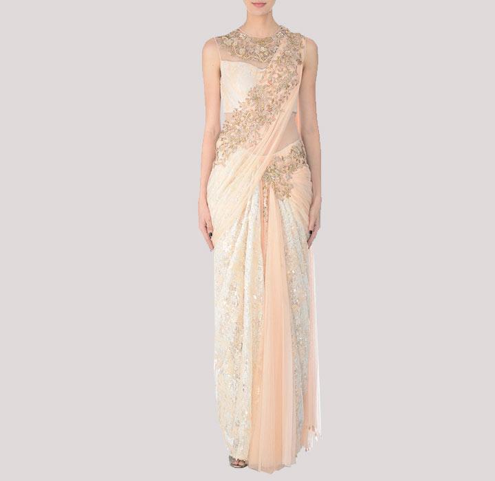 Designer Bridal Dress by Reynu Taandon