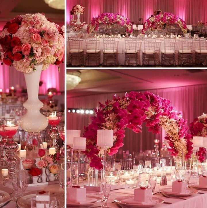 Fabuleux 4 Ways To Make Your Flower Decoration For Wedding Stand Out EN38