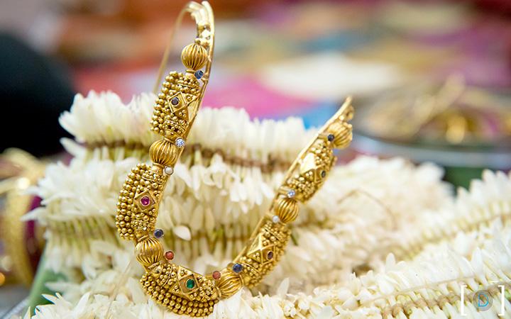 Bridal GoldNecklace - Gold Jewellery Dhana Lakshmi