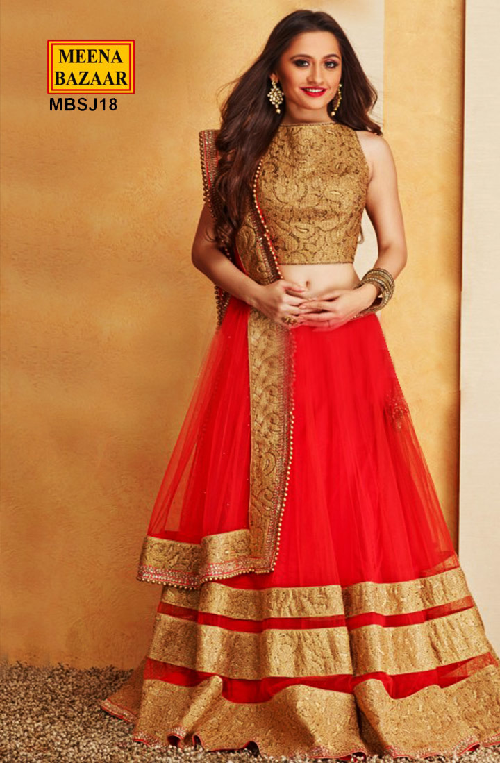 dcd0426db1 Bridal Lehenga Choli With Price: Top 10 Selling Designer Lehengas