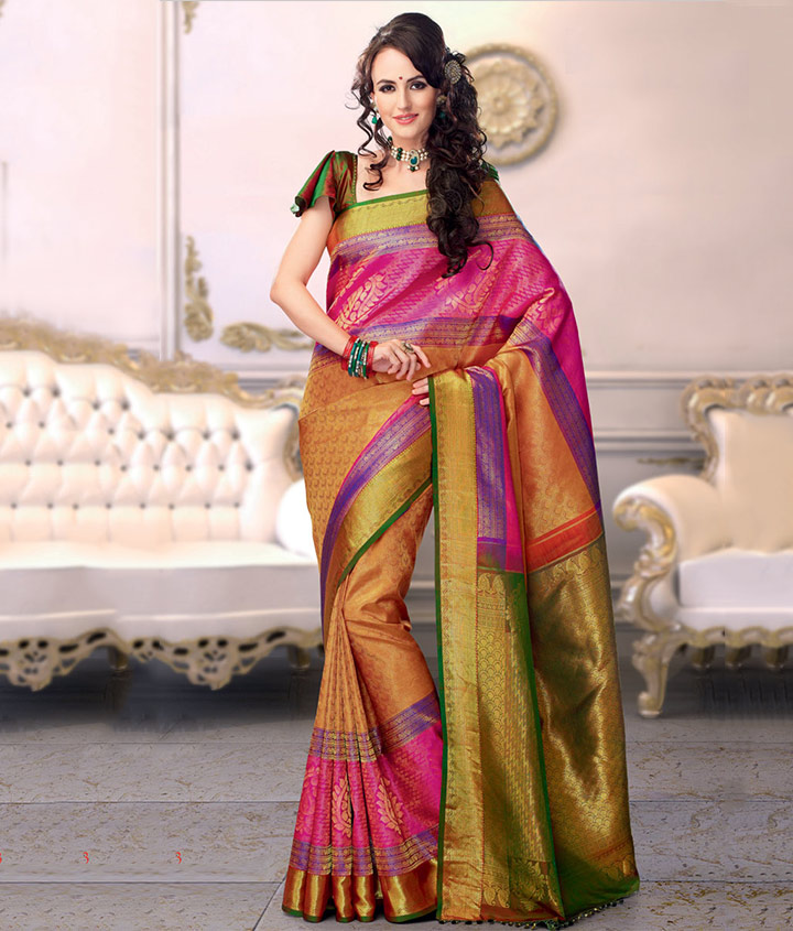 Bridal Silk Sarees 2016 Top 10 Designs Amp How To Preserve Them