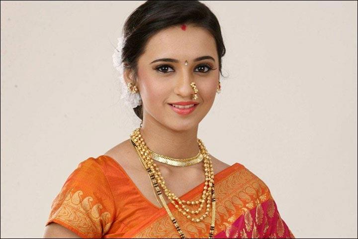 Bridal Gold Jewellery Sets - Marathi Gold Bridal Set