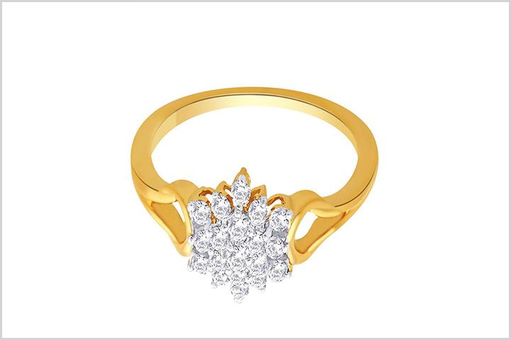Nakshatra Diamond Ring