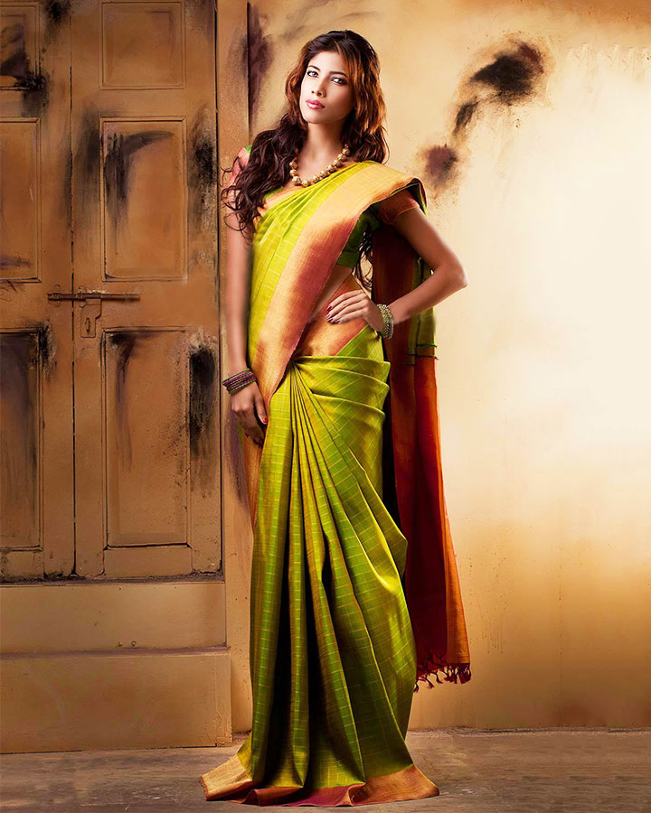 South Indian Bridal Sarees 10 Stunning Designs Of The Season