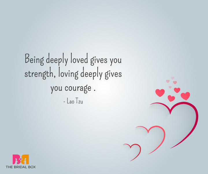 Strong love quotes 6