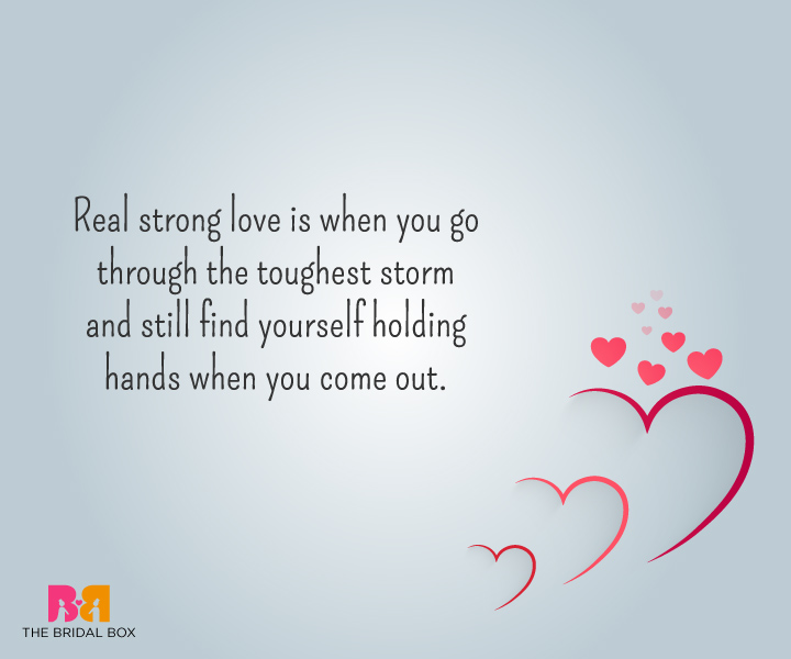 Strong Love Quotes 10 Strong Love Quotes Because What Doesn't Kill You Makes You Stronger Strong Love Quotes