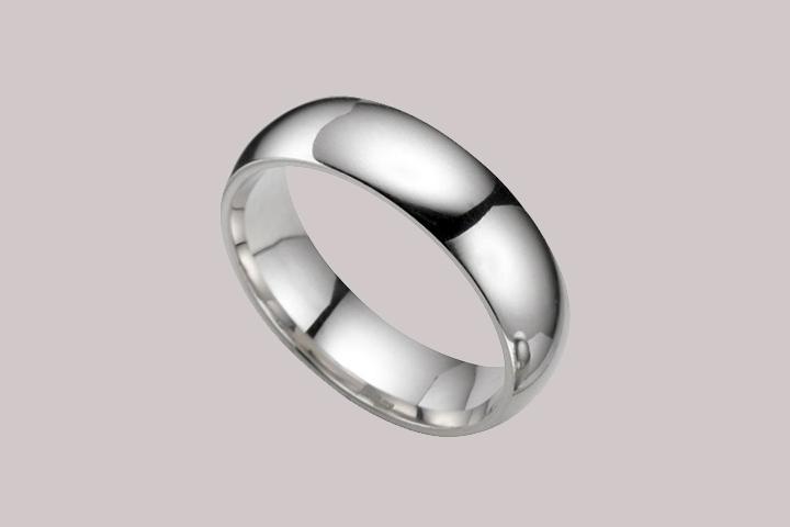 Super Heavy 6mm Wedding Ring