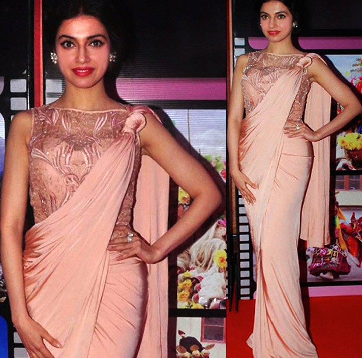 The Pink Princess Gown By Shantanu And Nikhil