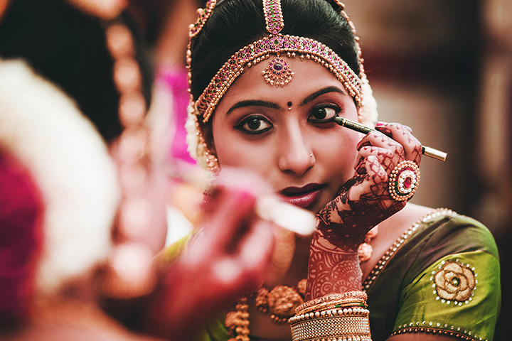 8 South Indian Bridal Makeup Videos To Master The Art