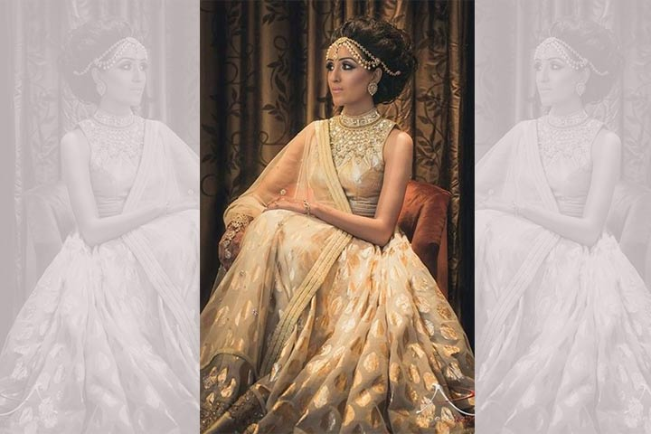 Engagement Dresses For Indian Bride: Top 10 Designs Of 2016