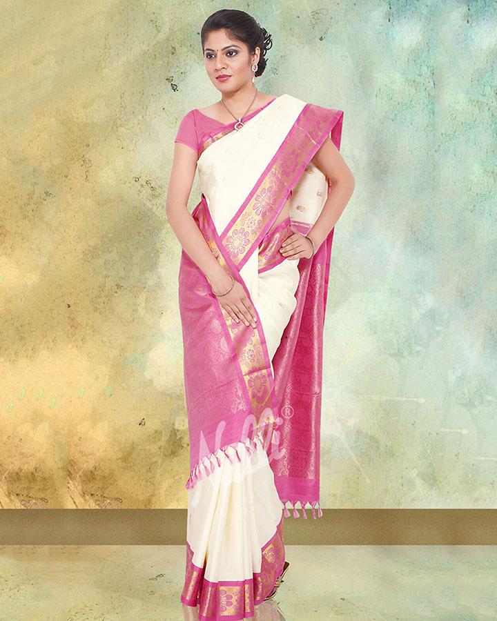 10 South Indian bridal Sarees