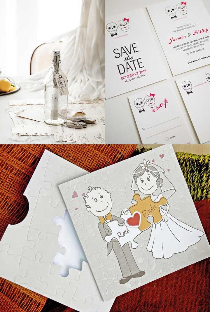 Creative Wedding Card 4