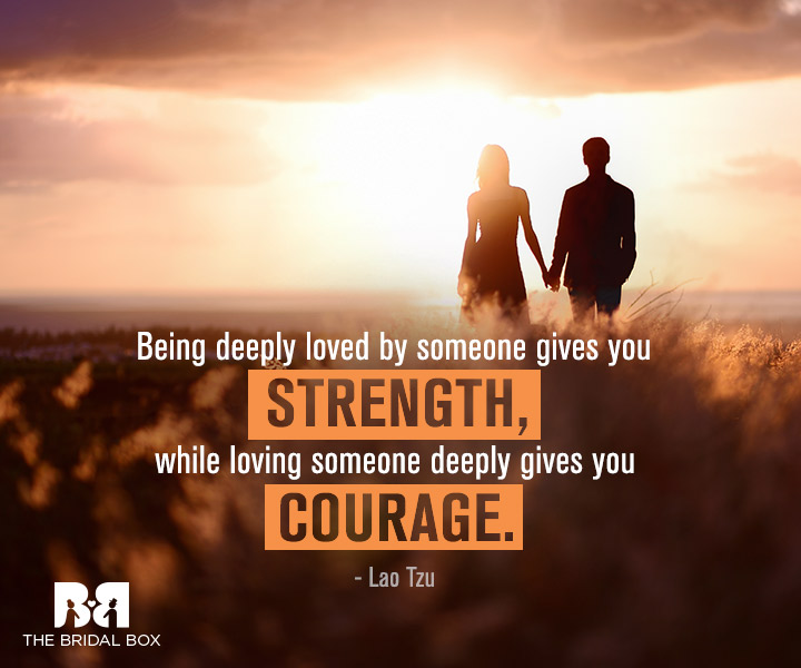 Love Quotes With Images Fascinating How Deep Is Your Love 19 Deep Love Quotes For Her