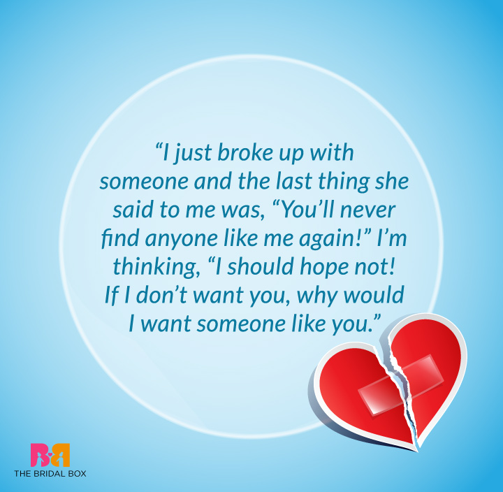 Break Up Quotes For Him To Forget His Past Love