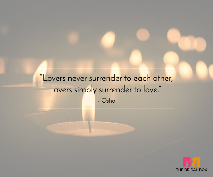 Osho Love Quotes - 10