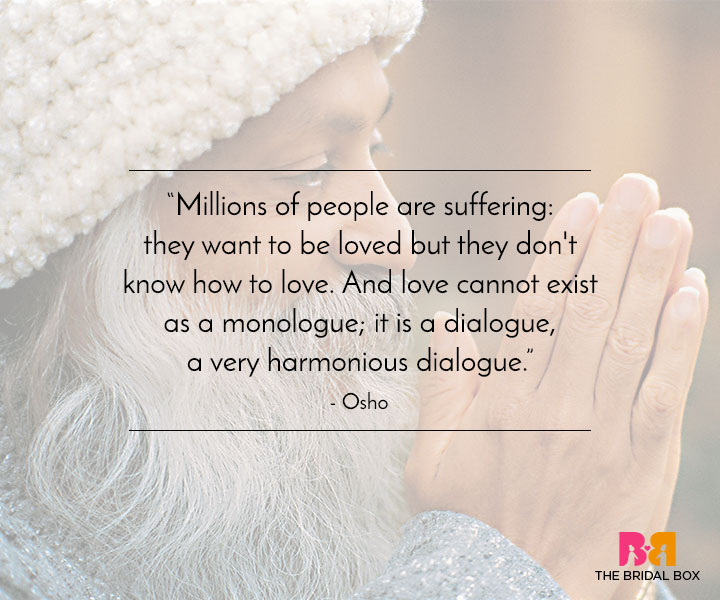 Osho Love Quotes - 4
