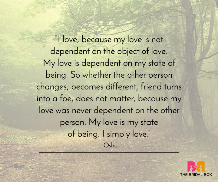 Osho Love Quotes - 6