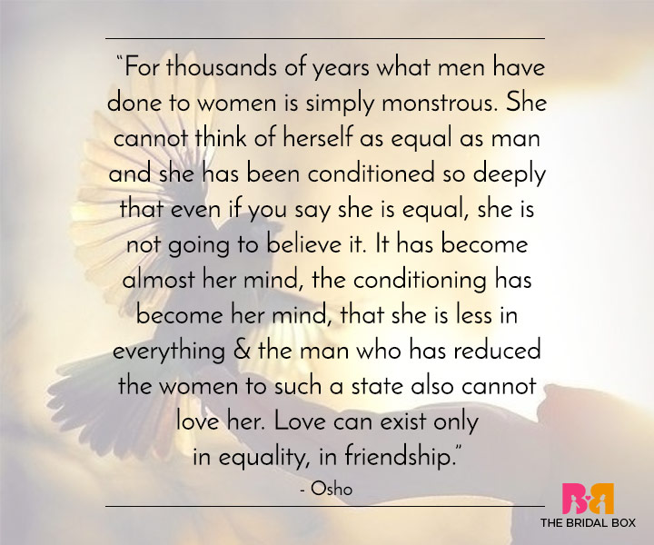 Osho Love Quotes - 9