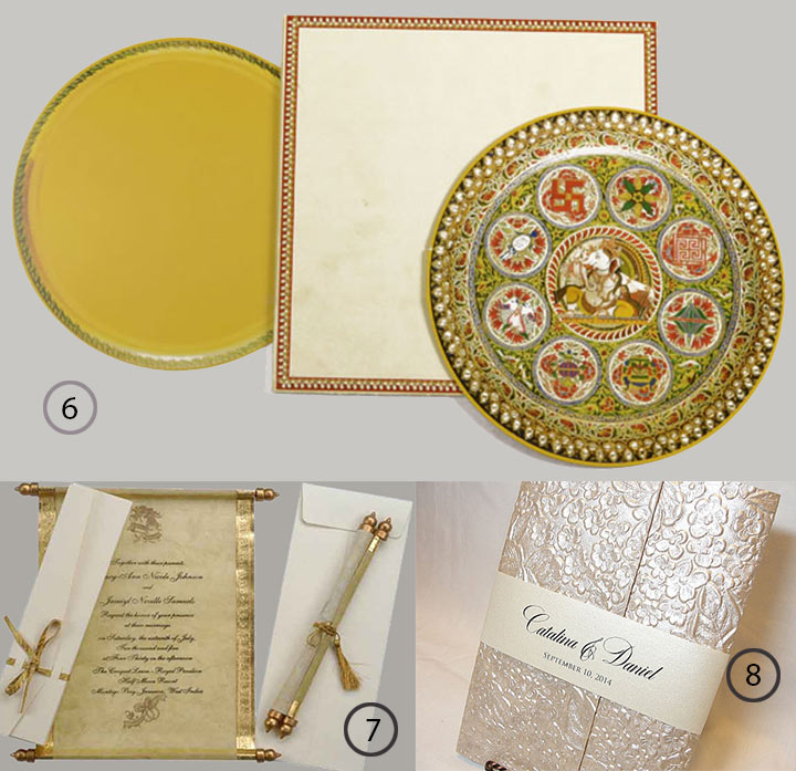 RSVP Guaranteed: 10 Indian Wedding Card Designs For The Perfect ...
