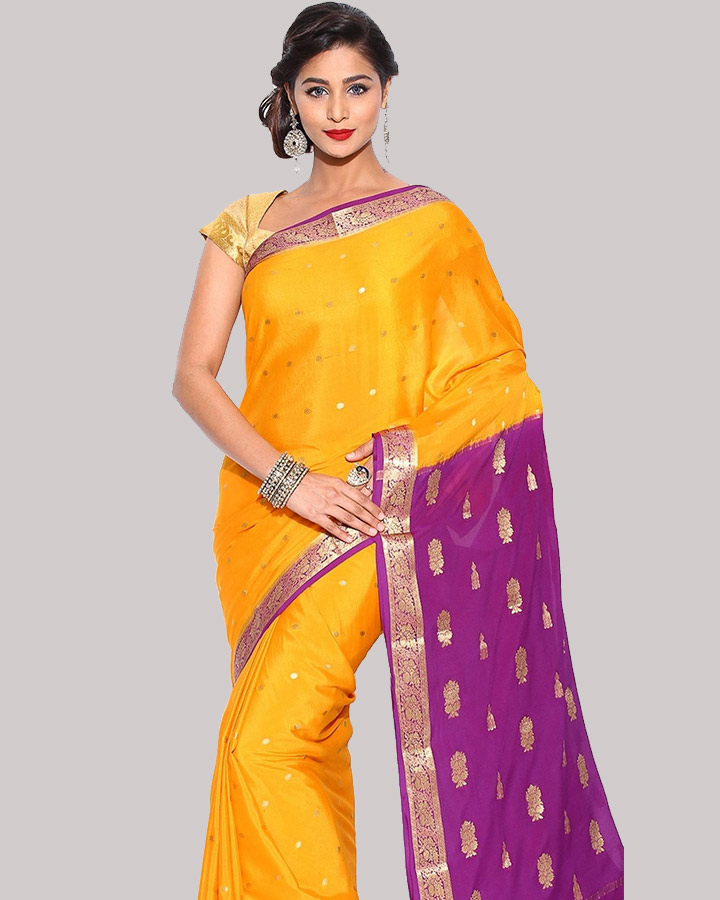 514d6729c9df3 South Indian Bridal Sarees  10 Stunning Designs Of The Season