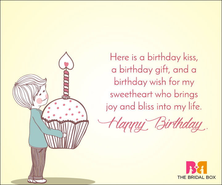 Love Birthday Messages For Girlfriend - 8